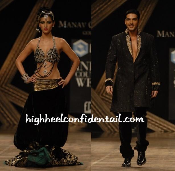 shruti-haasan-zayed-khan-manav-gangwani-couture-week