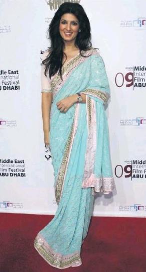 twinkle-khanna-abu-dhabi-meiff-blue-premiere