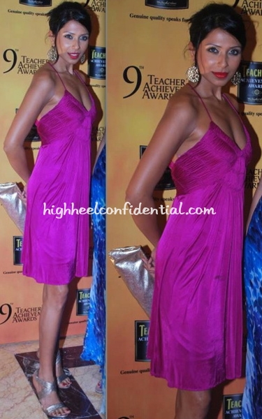 candice-pinto-teachers-awards-mango-dress