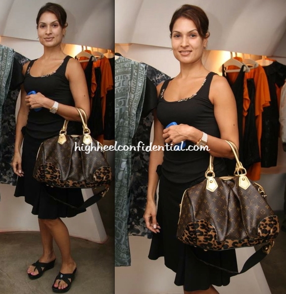 nisha-jhaveri-creo-store-launch-louis-vuitton-leopard-stephen