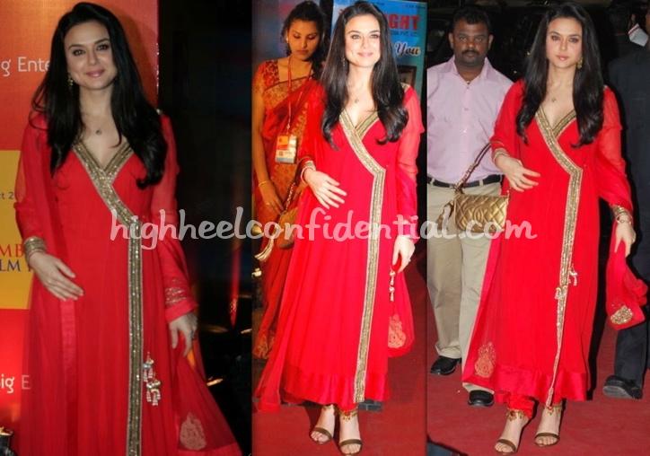 preity-zinta-mami-film-festival-manish-malhotra-chanel