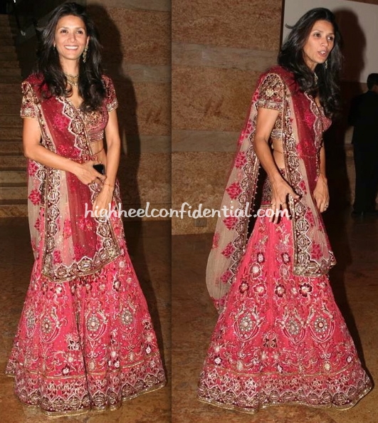 shilpa-shetty-wedding-reception-mehr-jessia-rampal