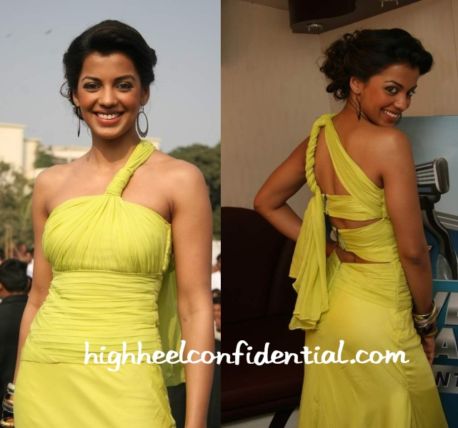 mugdha-godse-shave-india-event-swapnil-shinde
