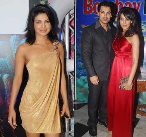 priyanka-chopra-bipasha-basu-bombay-times-party