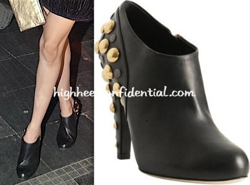 soniya-mehra-triumph-fashion-show-gucci-ankle-boots