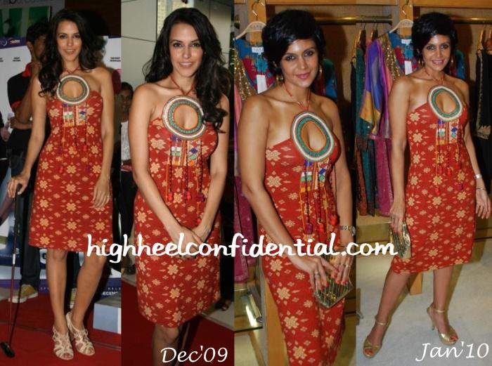 mandira-bedi-neha-dhupia-same-label-dress