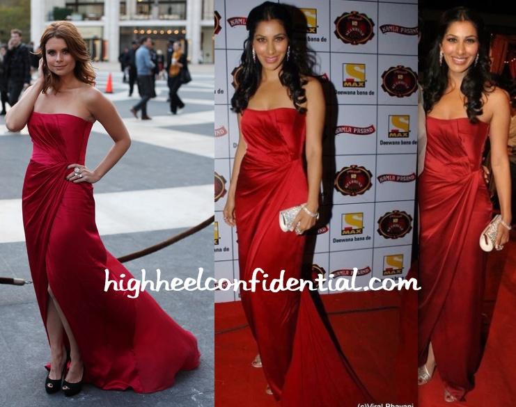sophie-chaudhary-stardust-awards-alberta-ferreti-red