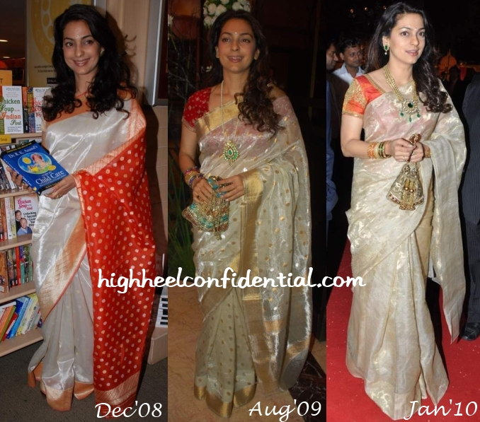 juhi-chawla-dhoot-wedding