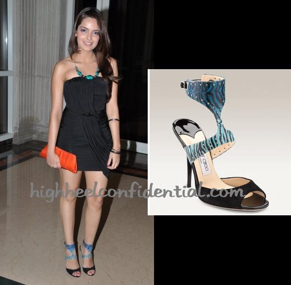 shazahn-padamsee-femina-unveiling-choo-shoes