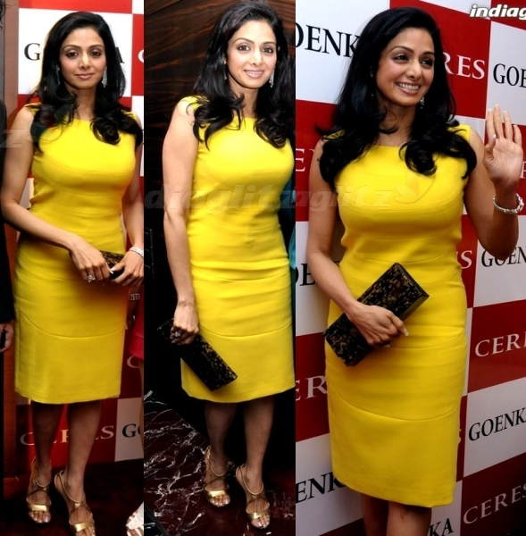 Sridevi Maheep Kapoor Valentine Collection Launch