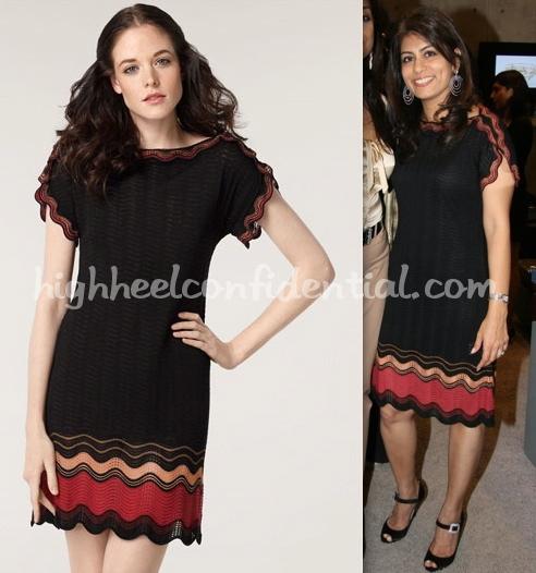 ajoomal-boutique-launch-deepika-gehani-m-missoni-dress