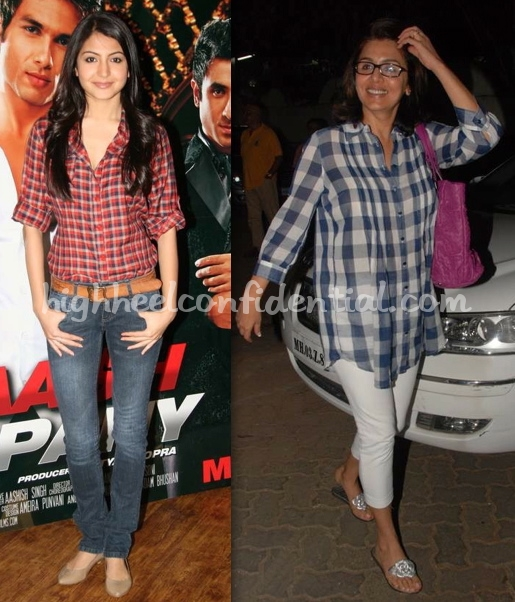 anushka-sharma-badmaash-company-shoot-neetu-singh-kapoor-housefull-screening
