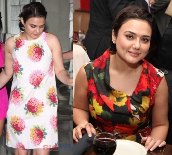 preity-zinta-floral-dresses