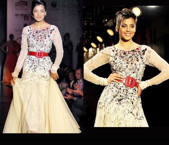 bangalore fashion week-swapnil shinde-mugdha godse
