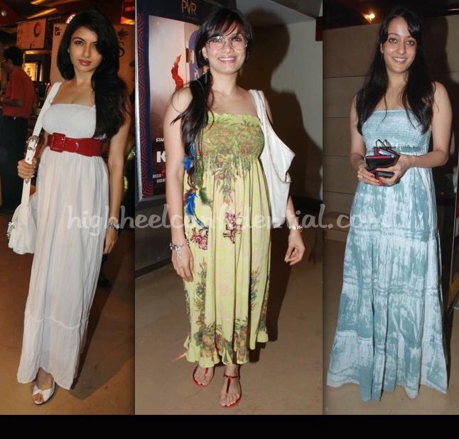 bhagyashree-maria-goretti-raima-sen-maxi-dresses