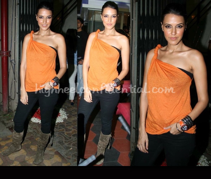 one-fitness-gym-and-spa-launch-neha-dhupia