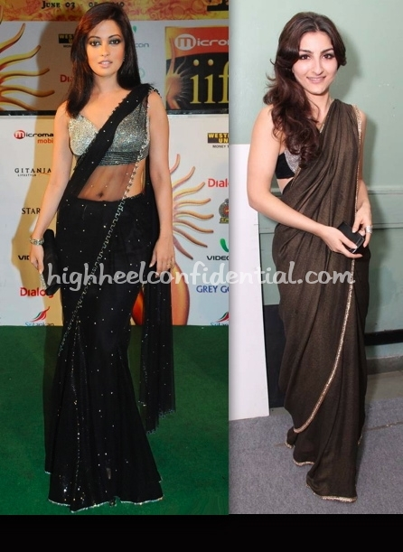 soha-ali-khan-delhi-couture-week-riya-sen-iifa-colombo-fashion-awards-manav-gangwani