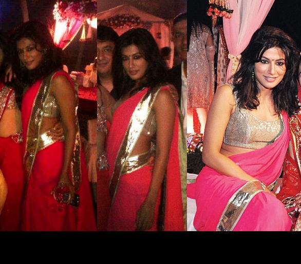 Chitrangda Singh Nikasha Rohit Dhawan Wedding