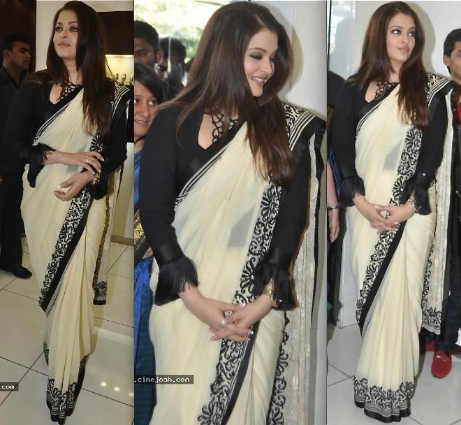 Aishwarya Rai Bachchan At Longines Store Launch Hyderabad-2
