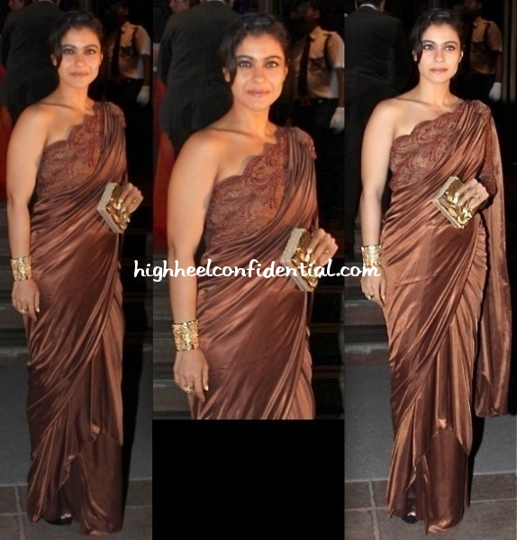 kajol-in-amit-aggarwal-at-abhinav-and-ashima-shukla-wedding-reception