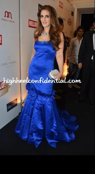 pria-kataria-puri-hello-hall-fame-awards-2012