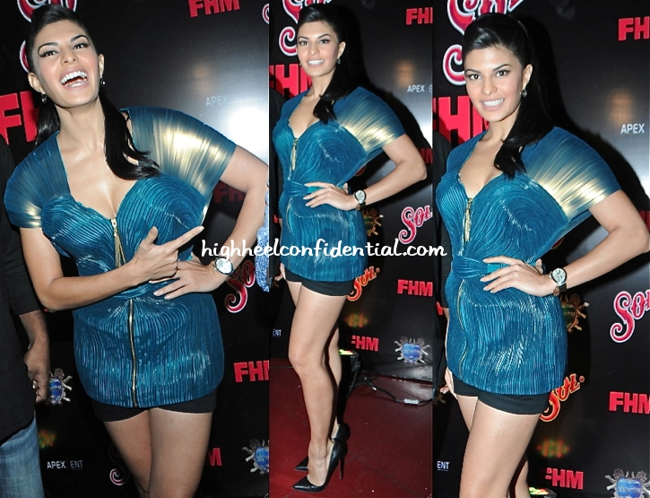amit-aggarwal-jacqueline-fernandez-at-sol-beer-launch
