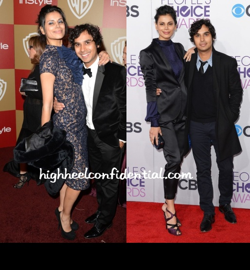 neha-kapur-golden-globes-after-party-peoples-choice-awards-2013