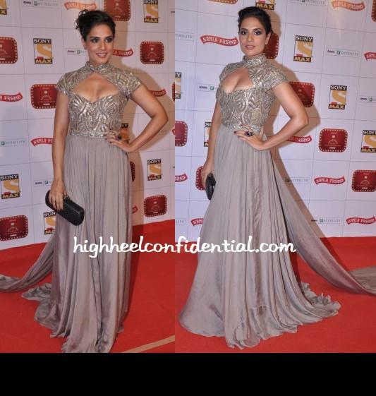 richa-chadda-amit-gt-stardust-awards-2013