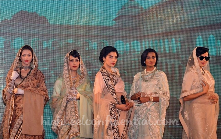 sabyasachi-limited-edition-saris-launch-at-rambagh-palace-book-launch