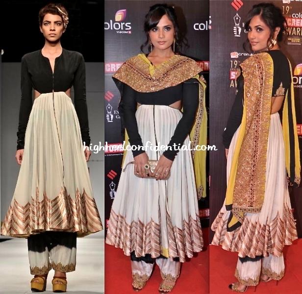 screen-awards-2013-anand-kabra-richa-chadda