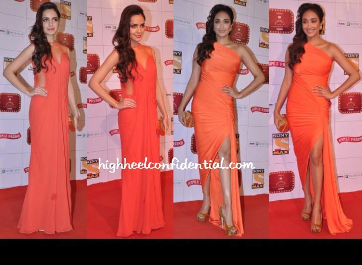 shazahn-padamsee-gaurav-gupta-jia-ramona-narang-stardust-awards-2013