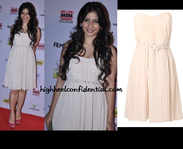 tanishaa-french-connection-filmfare-nominations-bash-2013