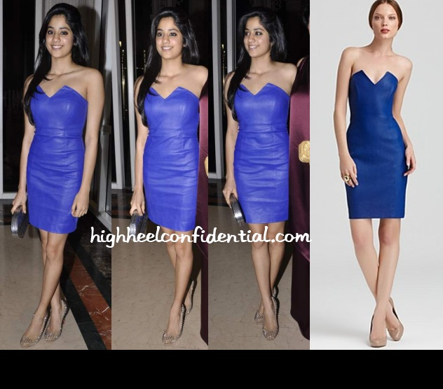 jhanvi-kapoor-catherine-malandrino-ht-most-stylish-awards-2013