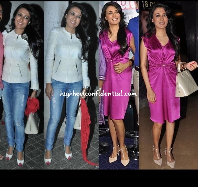 mini-mathur-at-i-me-aur-main-promotion-and-screening