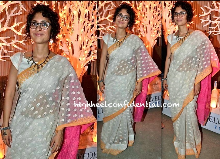 Kiran Rao At OTLO Special Preview Hosted By Belvedere Vodka