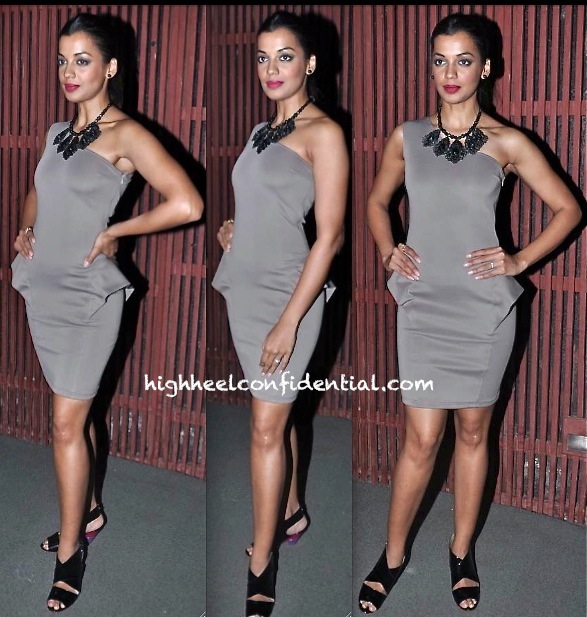 mugdha godse at kangna ranaut birthday bash in annu and amrit