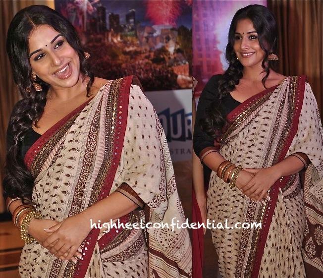 vidya balan-melbourne indian film festival-sabyasachi-2