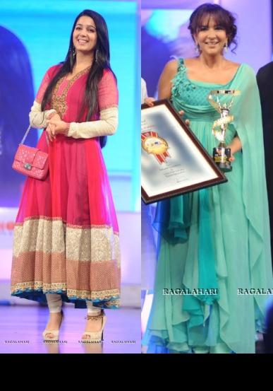 charmee-lakshmi-tv9-national-film-awards-2013