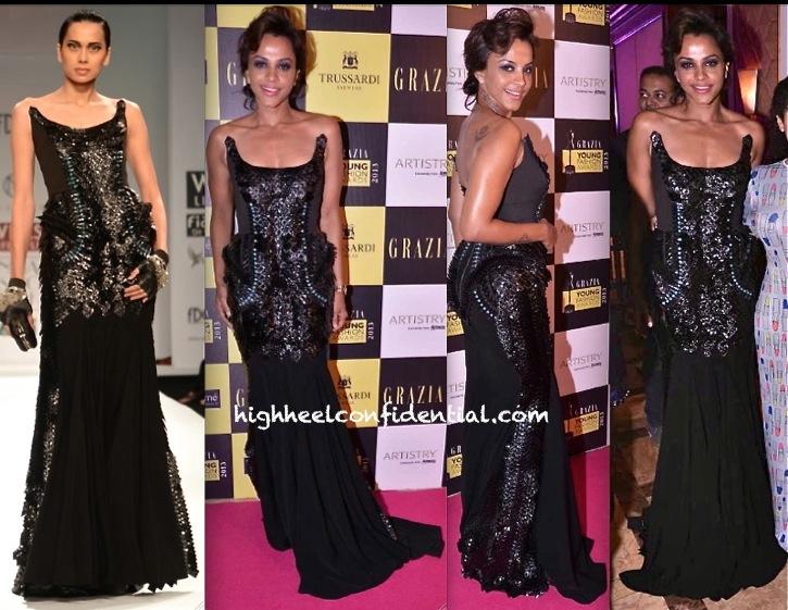 grazia young fashion awards 2013-manasi scott-alpana and neeraj