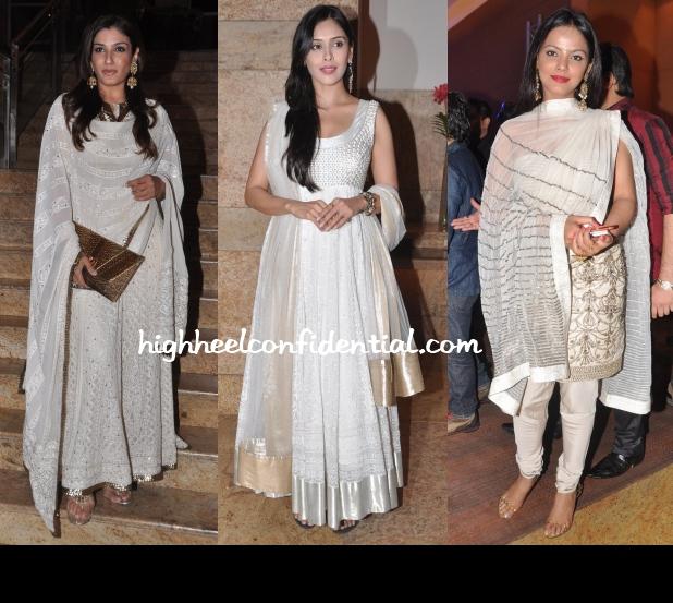 raveena-tandon-hrishita-neetu-jai-maharashtra-channel-launch