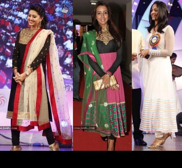 sneha-sanjana-anushka-tv9-national-films-awards-2013