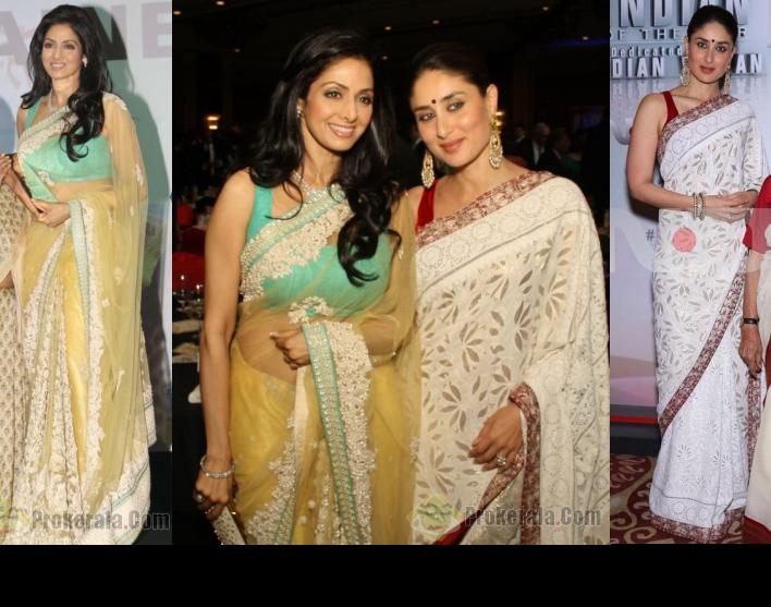 sridevi-sabyasachi-kareena-manish-malhotra-ndtv-entertainer-year-2013