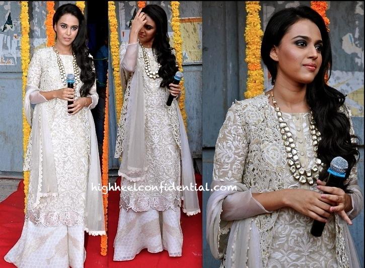 Swara Bhaskar Promotes Raanjhanaa In Krishna Mehta