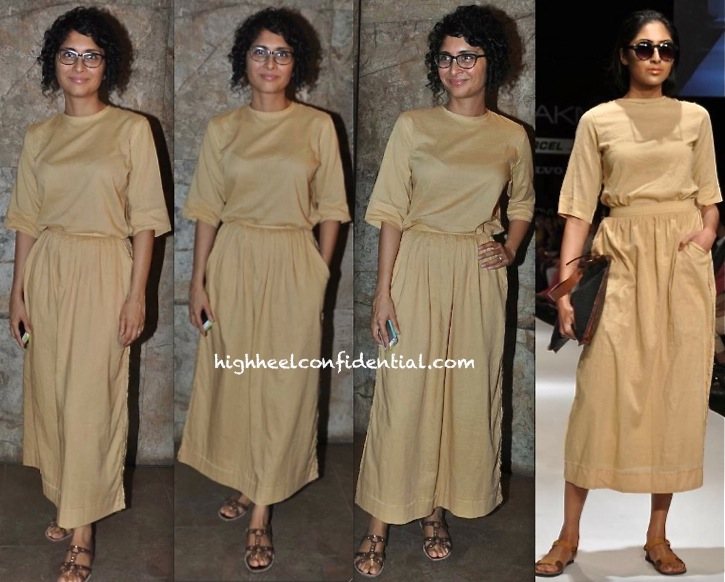 Kiran Rao At Screening Of Ship of Theseus In Nishka Lulla
