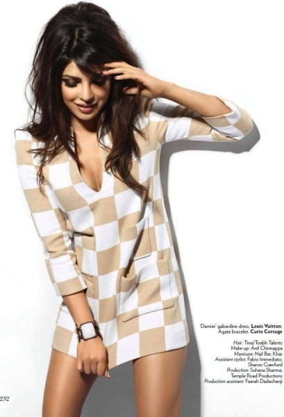 priyanka-chopra-vogue-india-vuitton-checked-dress