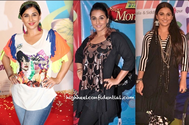 vidya balan-Ghanchakkar-music launch-promotion-did super mom-1
