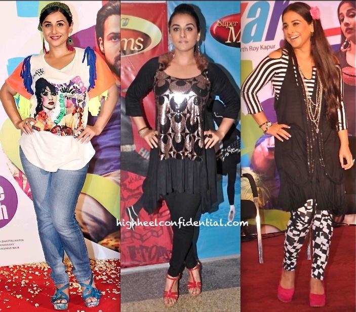 vidya balan-Ghanchakkar-music launch-promotion-did super mom-2