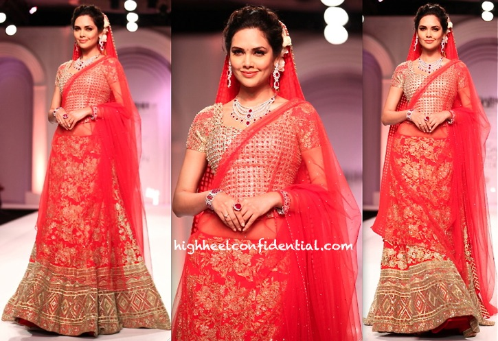 Aamby Valley India Bridal Fashion Week 2013- Adarsh Gill-4