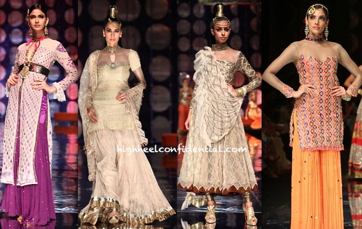 Aamby Valley India Bridal Fashion Week 2013- Rina Dhaka-1