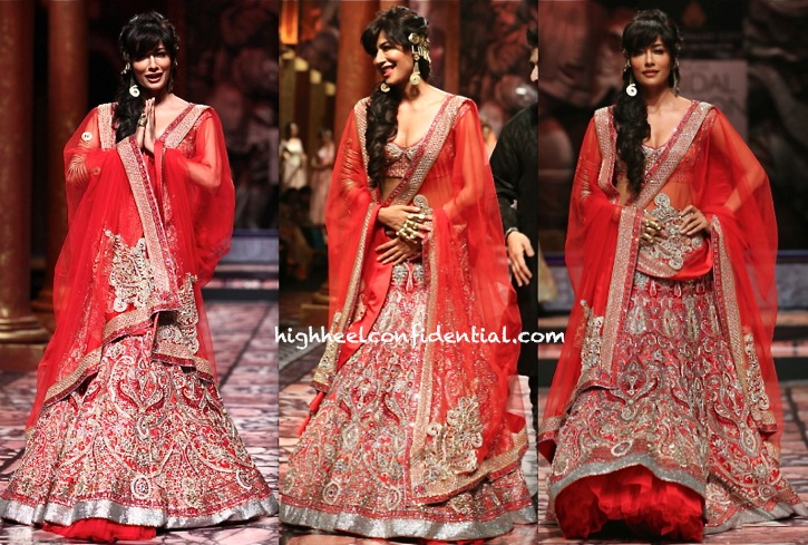 Aamby Valley India Bridal Fashion Week 2013- Suneet Verma-4